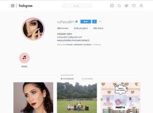Meningkatkan profit penjualan melalui Instagram